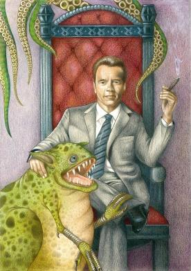 Arnie & Friend