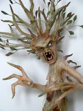 Tree Spirit (provoked)