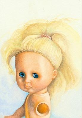 Dollface #1